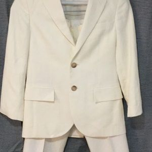 Polo Ralph Lauren-Boys 100% Linen Suit